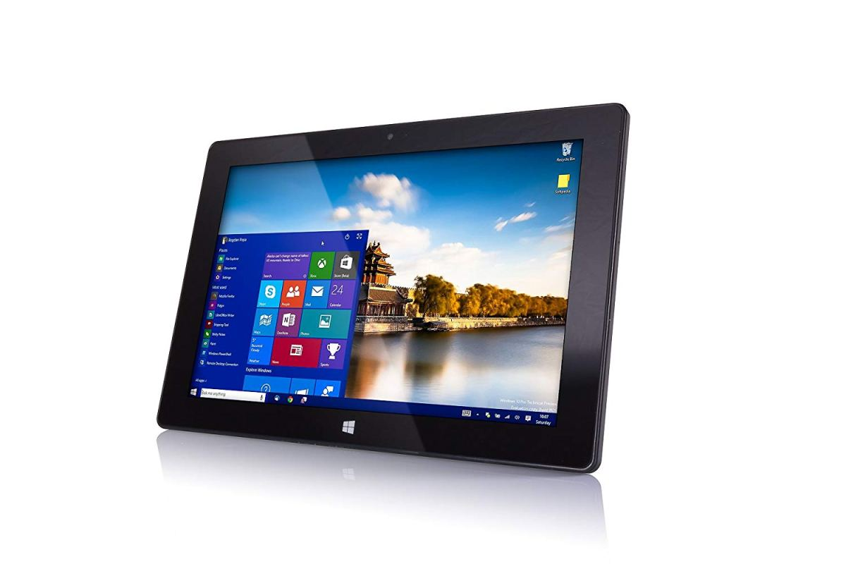 2018 Fusion5 10-inch Windows Tablet